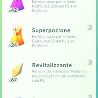 Pokemon go schermata 5