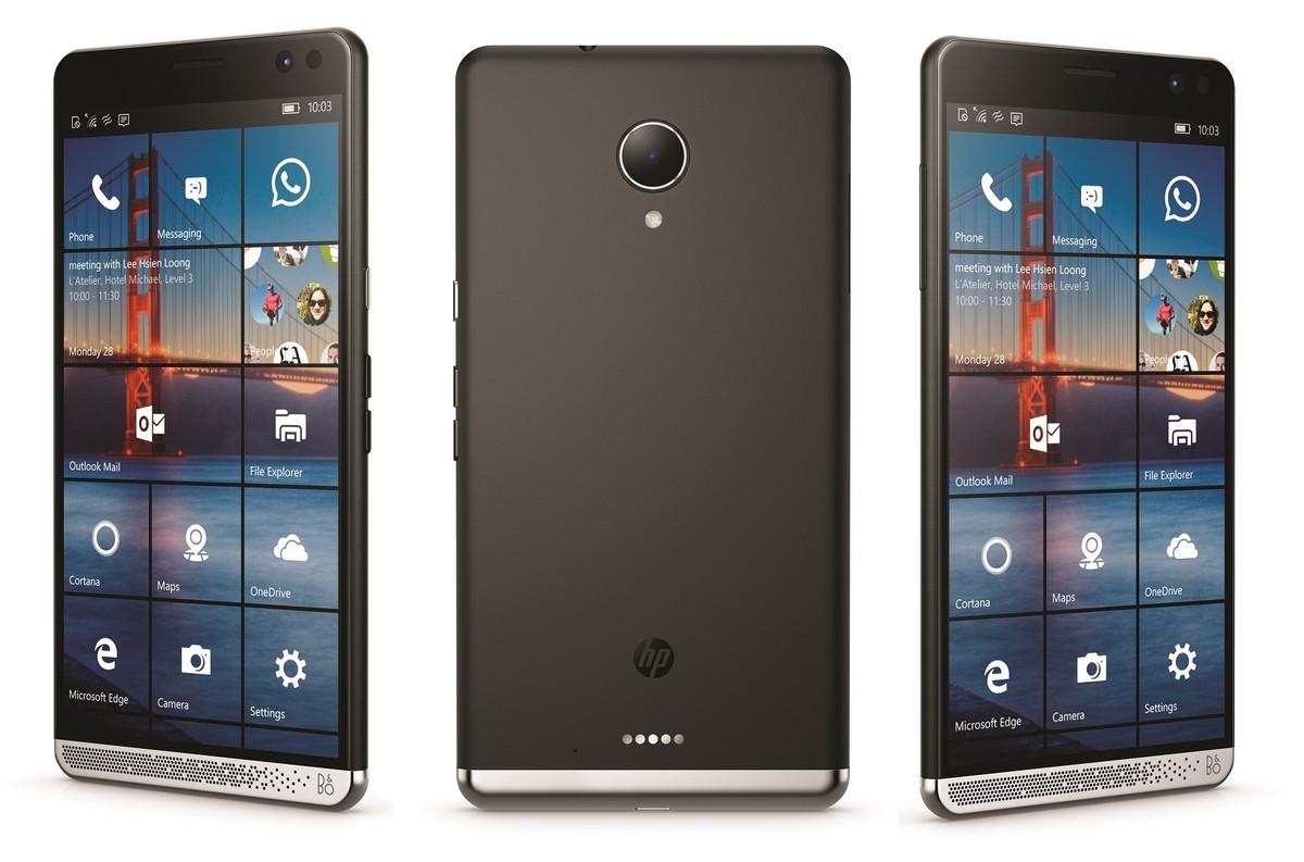 HP Elite X3, ecco lo smartphone PC