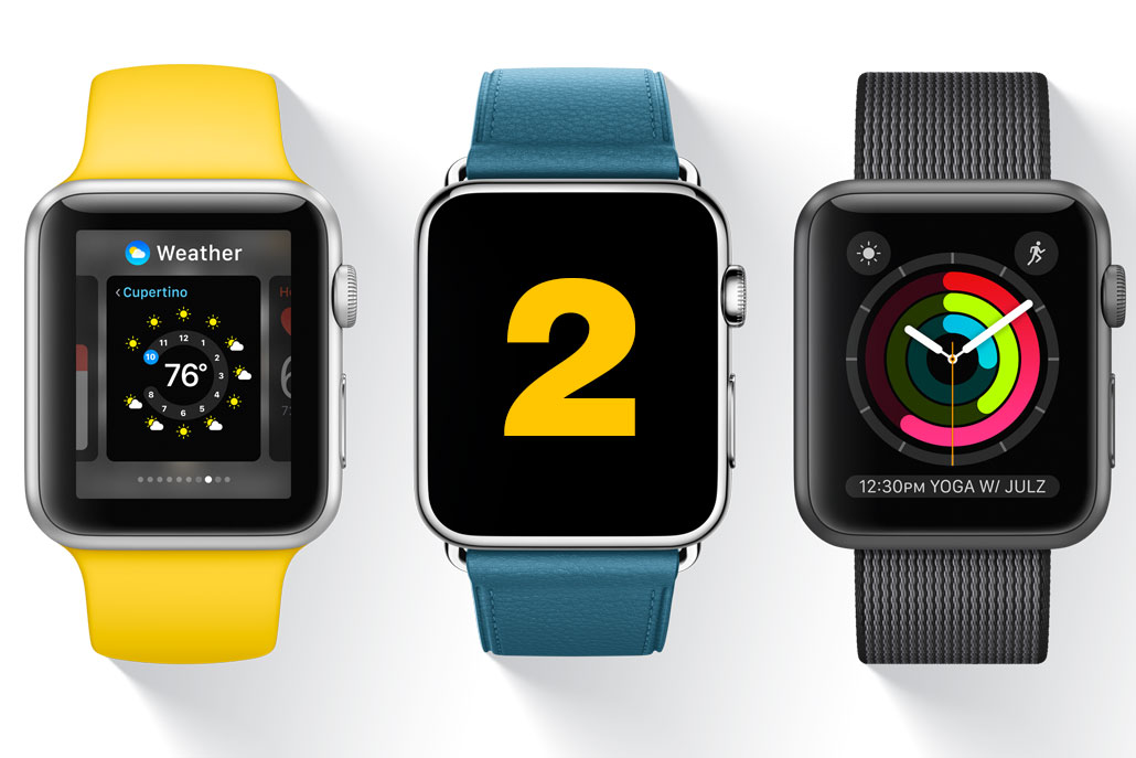Apple Watch cambia il suo design, schermo più sottile