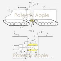 Il nuovo brevetto di Apple di uno snodo per autoarticolato