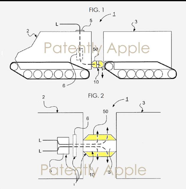 La nuova rivoluzione Apple: brevetto per un autoarticolato