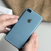 IPhone 7 Pro Deep blue foto 8