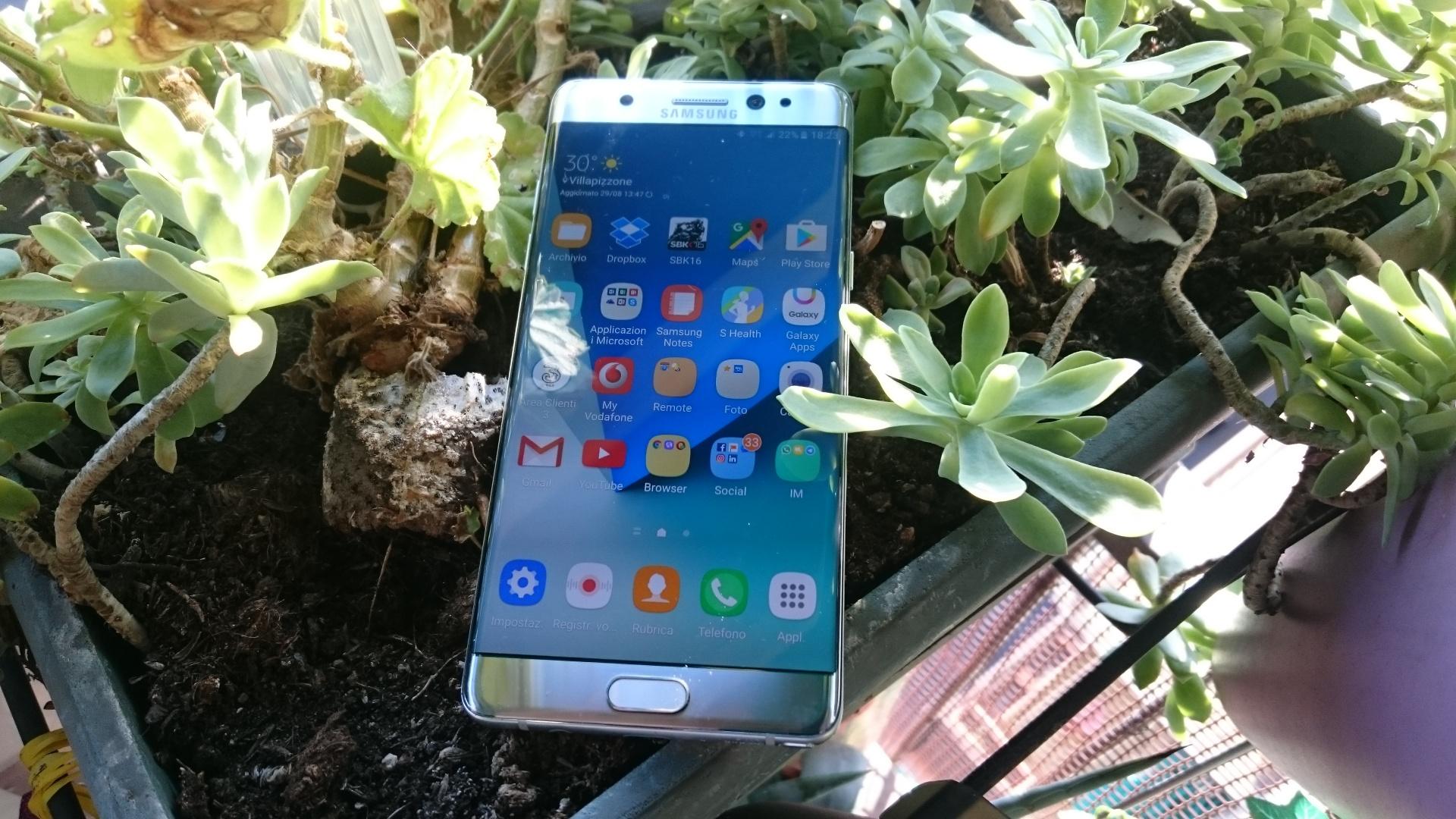 Samsung Galaxy Note 7: Recensione di Cellulare Magazine