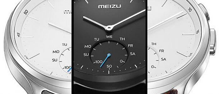 Smartwatch Meizu Mix versioni