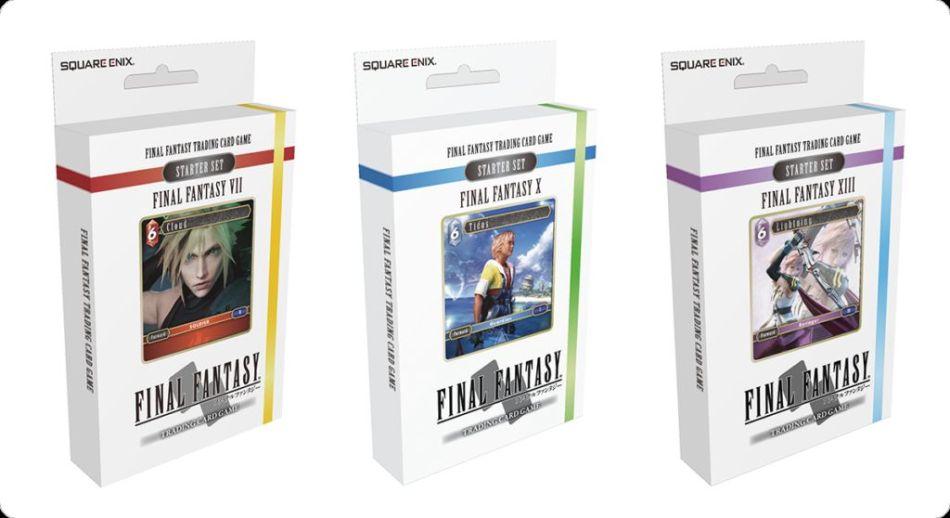 Final Fantasy: in arrivo il gioco di carte