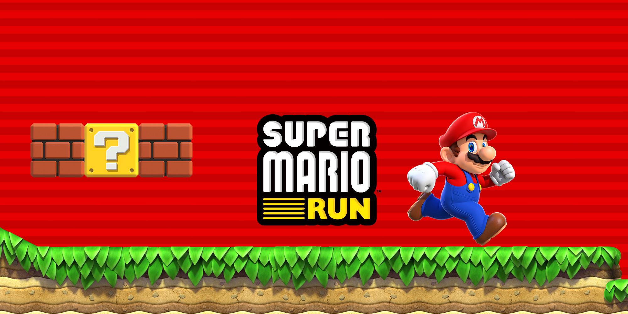 Super Mario Run, si stimano 1,5 miliardi di download
