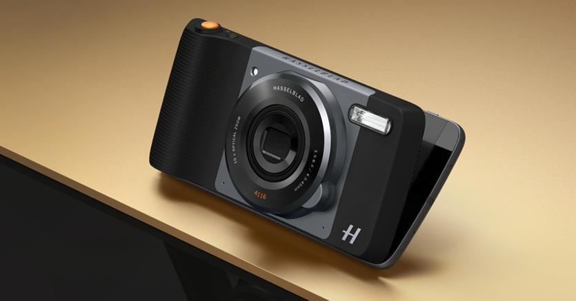 Motorola e Hasselblad: il True Zoom trasforma i Moto Z in fotocamere di classe