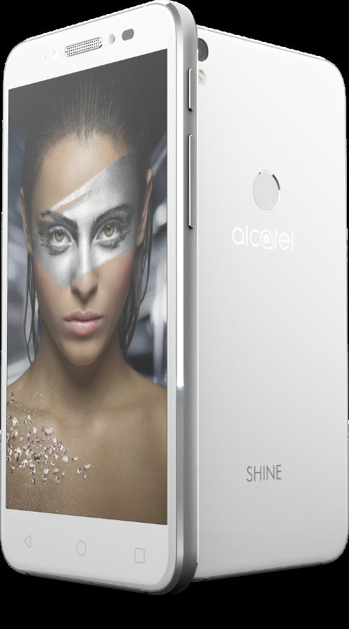 Alcatel Shine Lite con lettore di impronte sotto i 200 euro