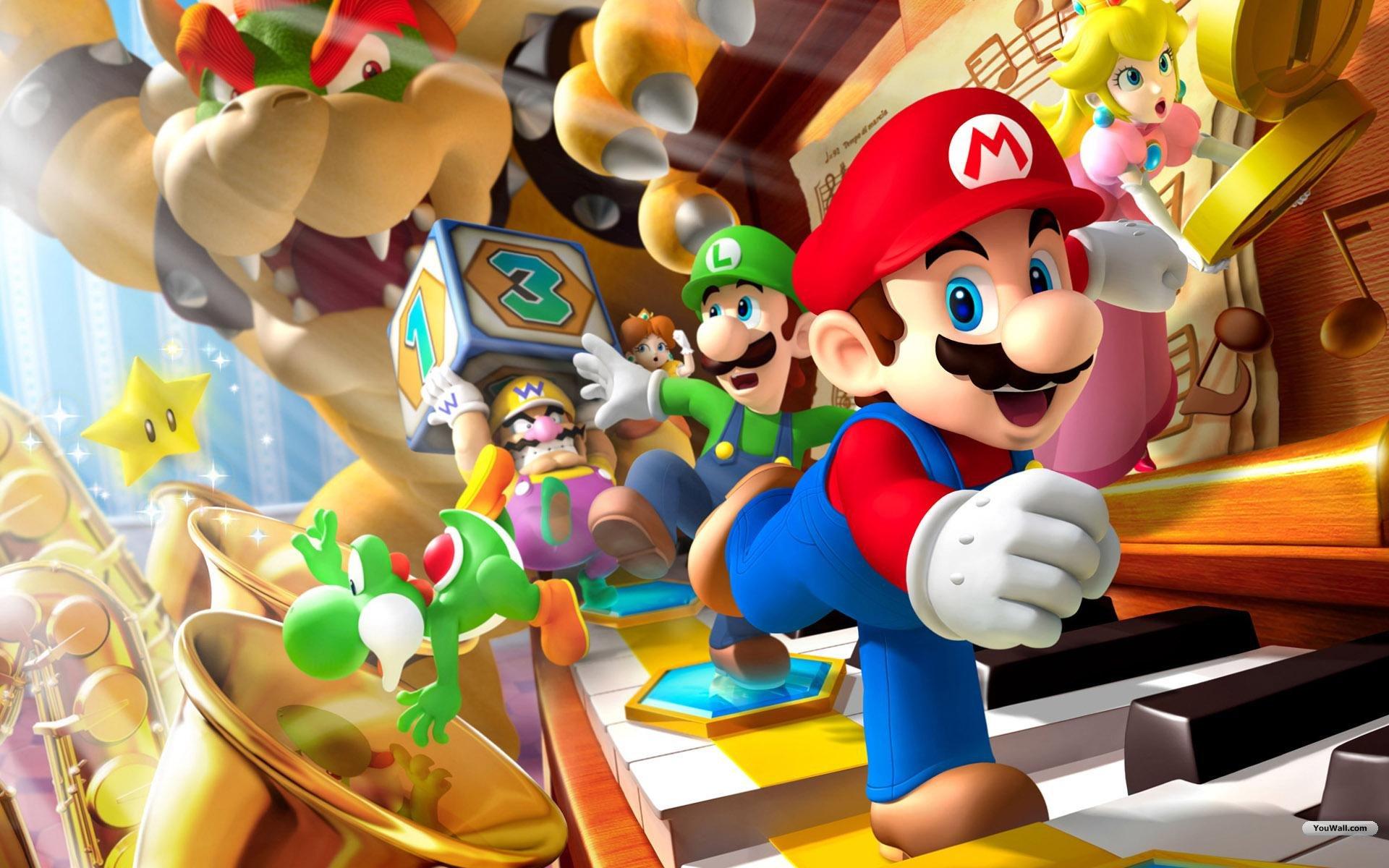 Nintendo porta Super Mario su iPhone