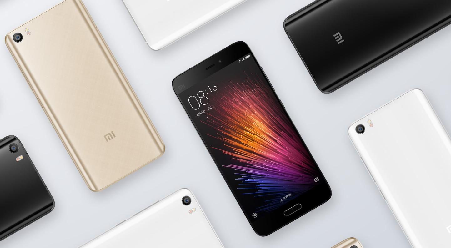 Xiaomi Mi 5s: presentazione il prossimo 27 settembre