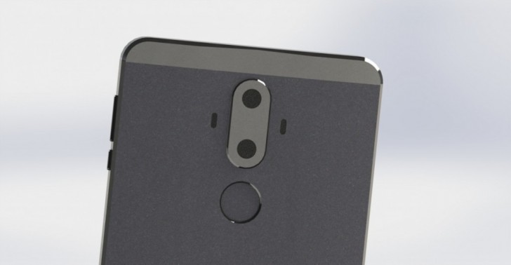 Huawei Mate 9 avrà una doppia fotocamera by Leica con OIS