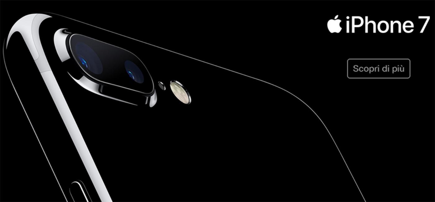 iPhone 7 FREE piani abbonamenti ricaricabili