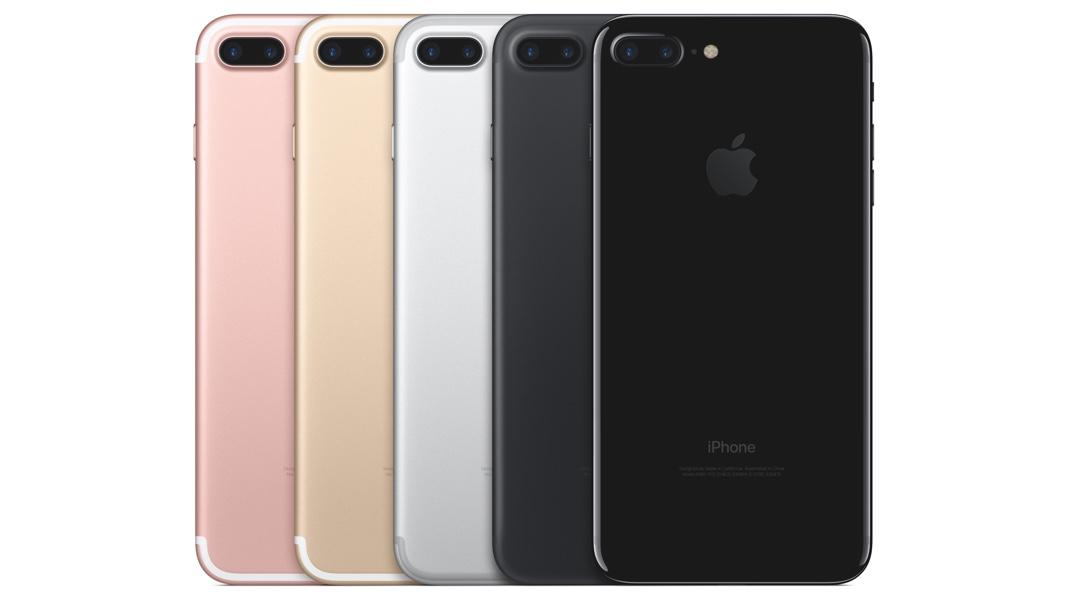 iPhone 7 e iPhone 7 Plus da oggi in vendita in Italia: scorte esaurite e colore Jet Black introvabile