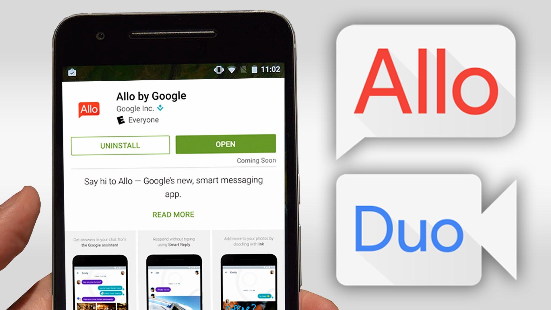 Allo: 1 milione di download per l'assistente di Google