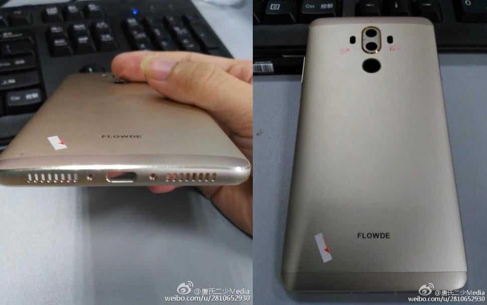Huawei Mate 9 foto leaked