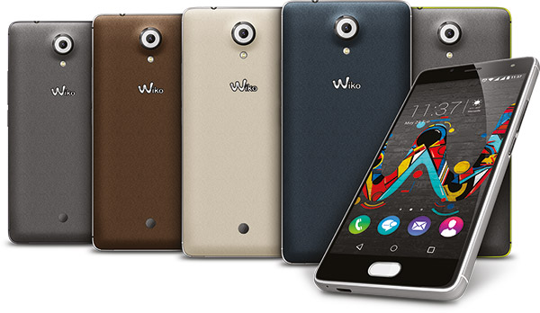 Wiko è il quinto produttore di smartphone in Europa Occidentale