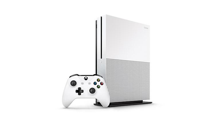XBox One S: le vendite salgono del 110%