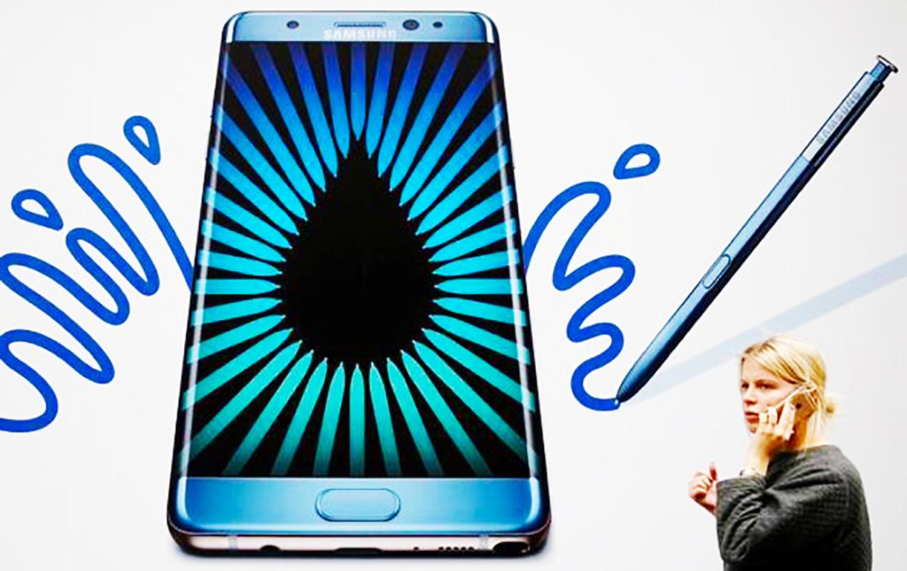 Il Galaxy Note 7 sarà smaltito ma solo pochi materiali saranno riciclati (purtroppo)