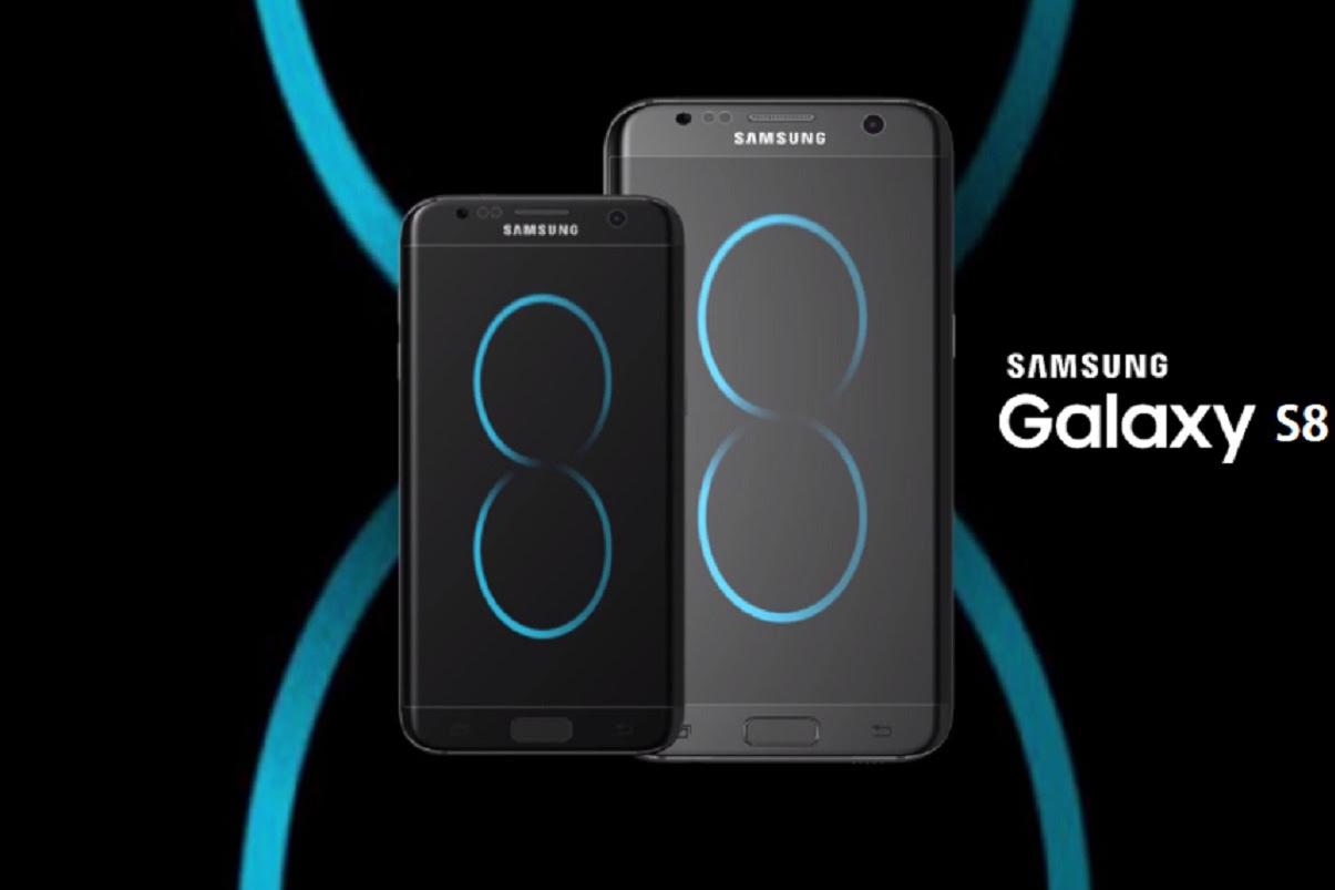 Galaxy S8, il primo smartphone con riconoscimento delle impronte digitali ottico