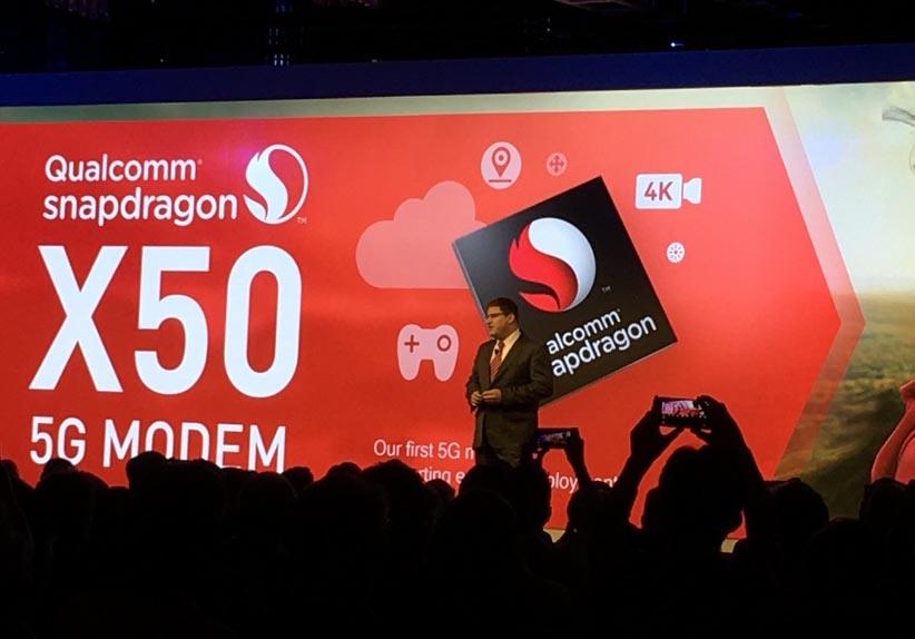 Qualcomm svela nuove tecnologie 5G