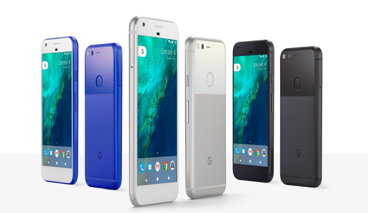 Google Pixel e Pixel XL: forse 3, 4 milioni di pezzi venduti. Molto meno di iPhone 7