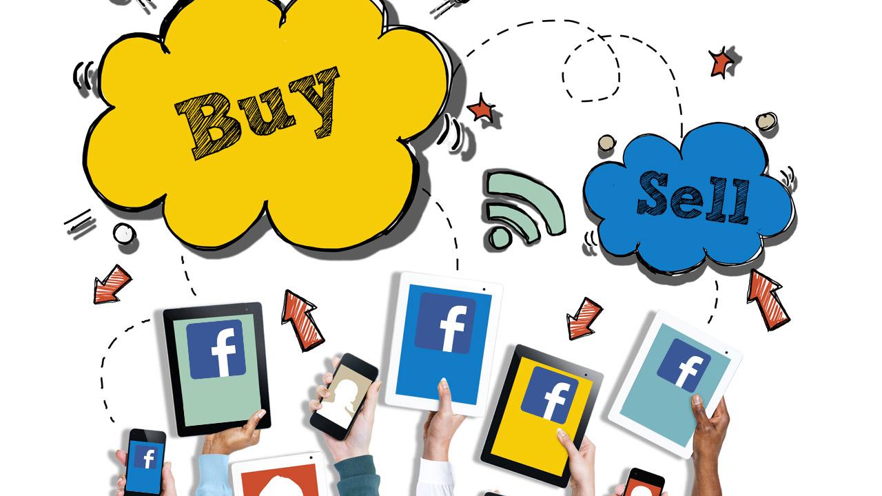 Facebook lancia Marketplace per le vendite on-line tra privati