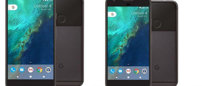 Google Pixel XL nero