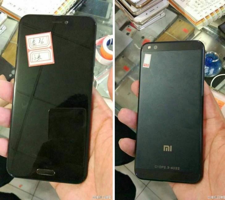 Xiaomi Mi6: prime immagini