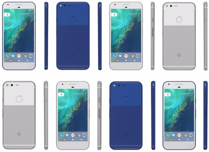 Ecco come sono fatti i Google Pixel che saranno annunciati questa sera alle ore 18 italiane | FOTOGALLERY
