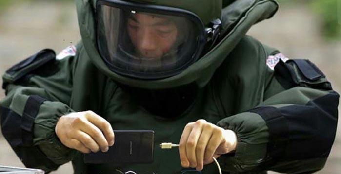 Samsung si prepara a fermare la produzione del Note 7