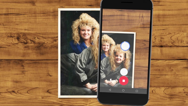 Google FotoScan, la nuova app salva i vecchi ricordi