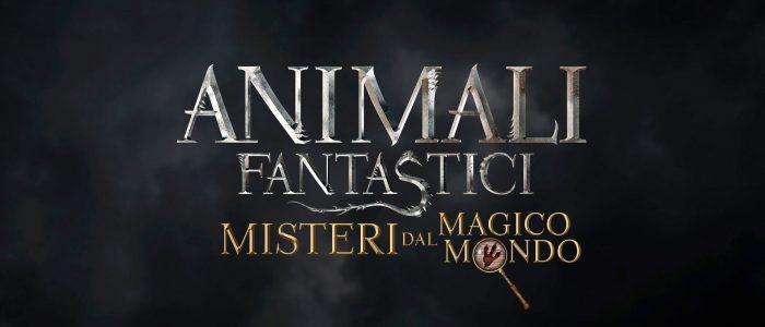 Animali Fantastici