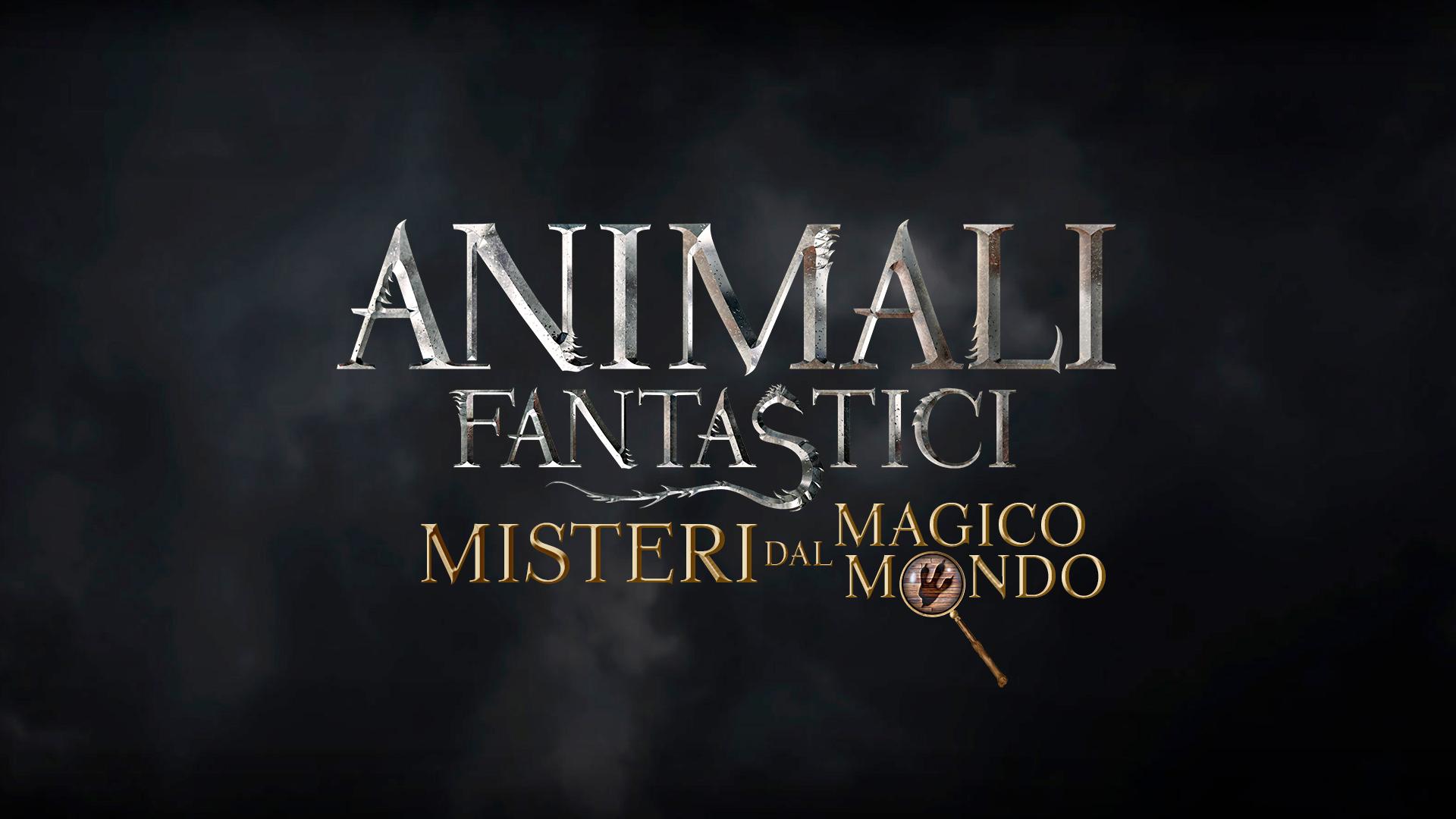 Animali Fantastici: disponibile per iPhone e Android