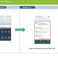 Nougat su Galaxy S7 novità 7