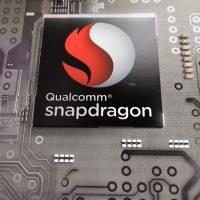 Raffigurazione del processore Qualcomm Snapdragon 835