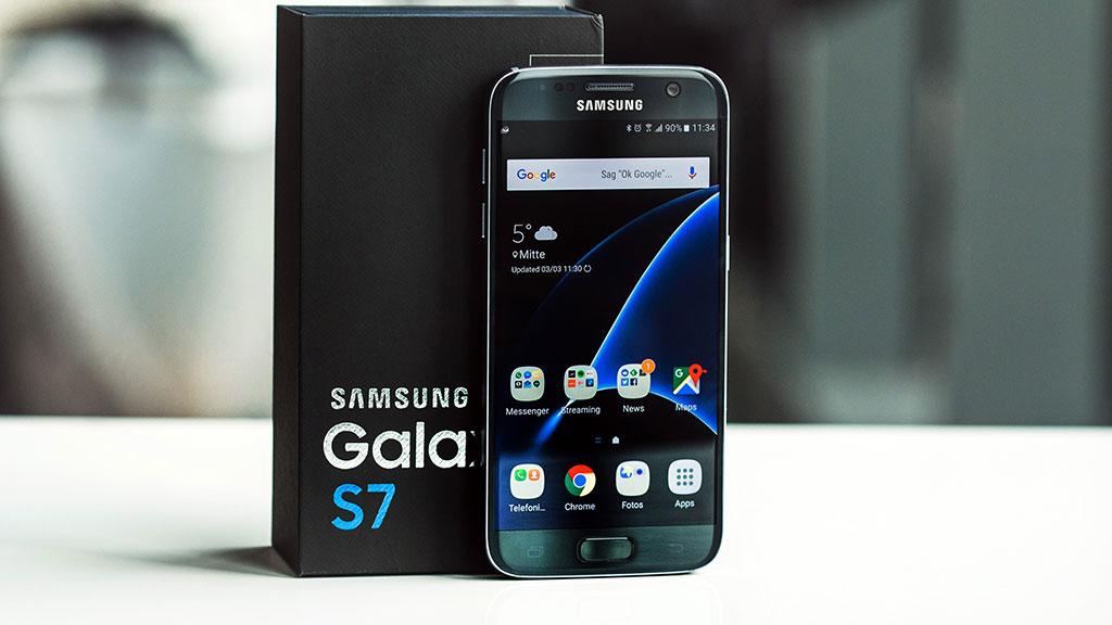 Samsung: i nostri Galaxy S7 sono smartphone sicuri