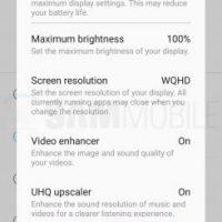 Nougat 7.0 su Galaxy S7 screen 4