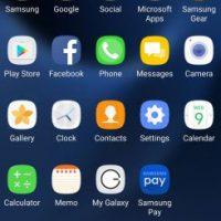 Nougat 7.0 su Galaxy S7 screen 6