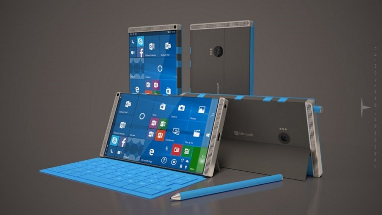 Concept di Surface Phone