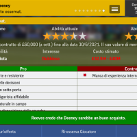 Screenshoot 3 del gioco FootBall Manager 2017