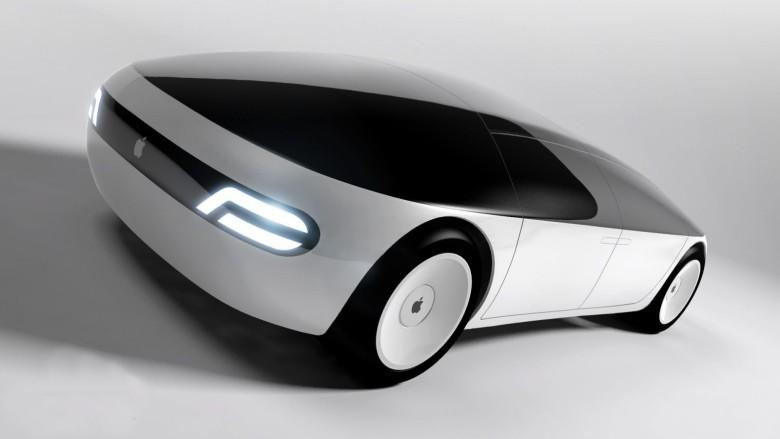 Un prototipo di Apple Car