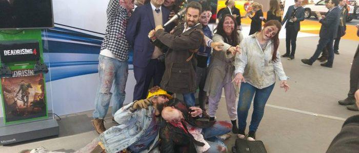 Un'immagine dal Mortorshow di Bologna