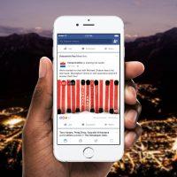 Facebook dirette audio