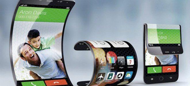 Smartphone pieghevoli esempi