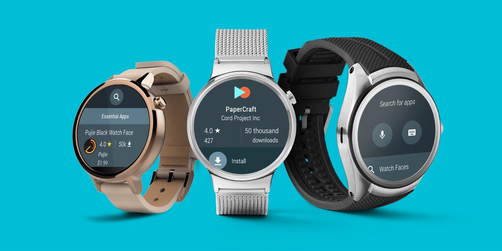 Entro marzo, i nuovi smartwatch di Google