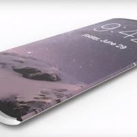 Un concept del nuovo iPhone 8