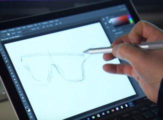 Surface Pro 4 un mese con il designer