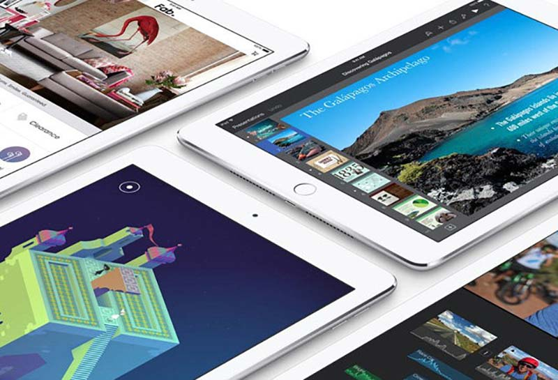 Apple iPad: probabile uscita di 3 nuovi tablet ad Aprile