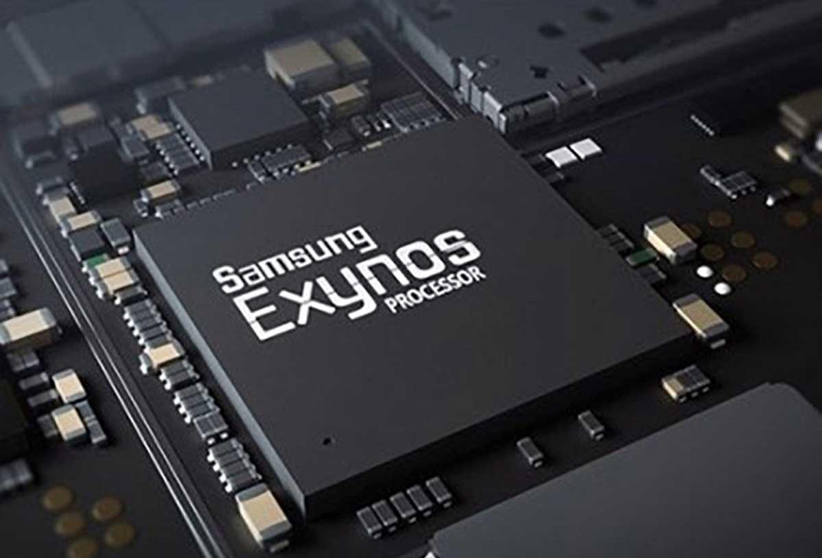 Processore 7 nm samsung