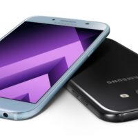 Galaxy A3 e Galaxy A5